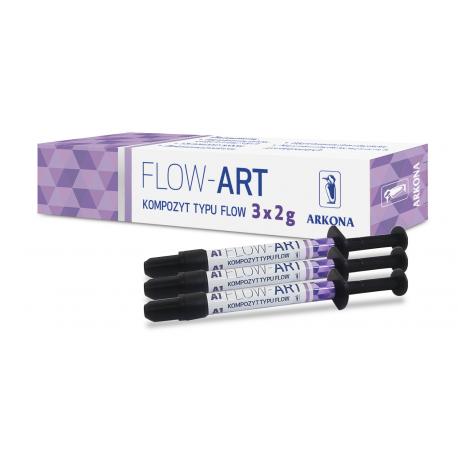 FLOW-ART   Zestaw 3szt